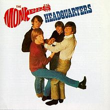 220px-Headquarters_-_The_Monkees