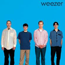 220px-Weezer_-_Blue_Album