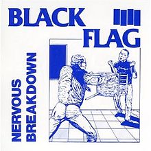 220px-Black_Flag_-_Nervous_Breakdown_cover