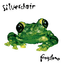 SilverchairFrogstompAlbumcover