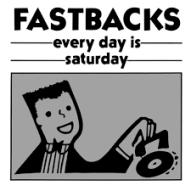 fastbacks saturday